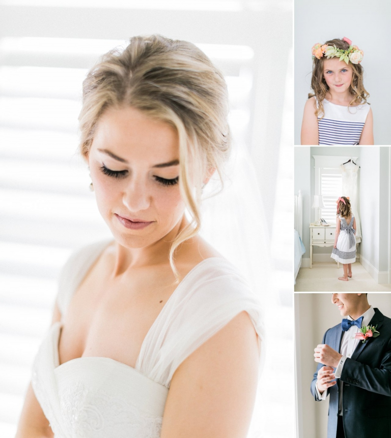 Harbor Springs Michigan | Preparing for the wedding | The Weber Photographers
