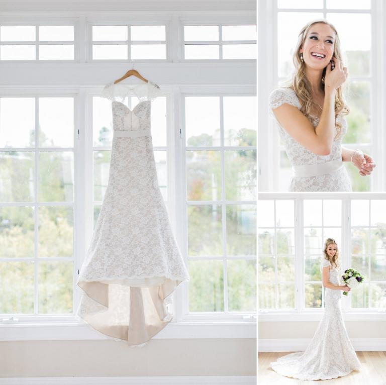 Bridal portrait | Liancarlo Gown | The Weber Photographers | Associate Photographer Megan