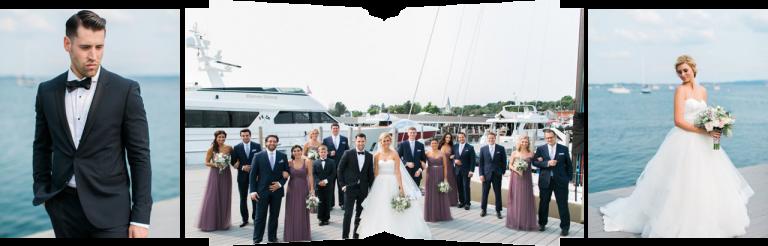 Harbor Springs Wedding Party | The Weber Photographers | Associate Photographer Megan Newman