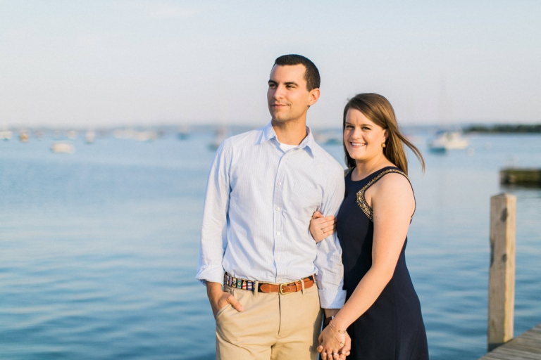 Harbor Springs Michigan Engagement Session | The Weber Photographers