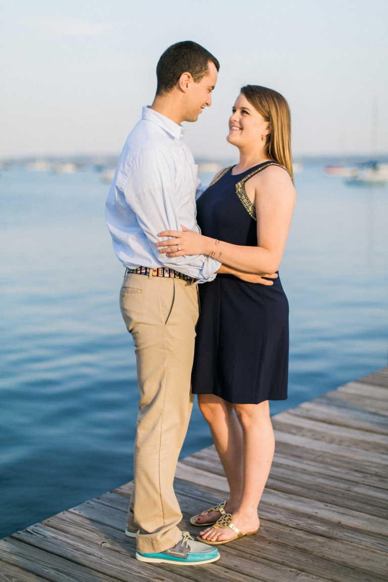 Harbor Springs Engagement Photography | The Weber Photographers