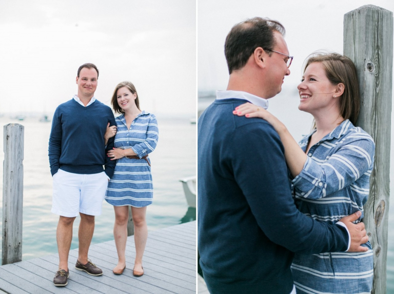 Harbor Springs Pier | The Weber Photographers | Associate Photographer Chelsey