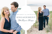 Elk Rapids Engagement Photography | Associate Photographer Megan Newman
