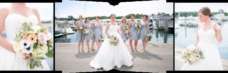 Northern Michigan Wedding Photography   The Weber Photographers   Associate Photographer Chelsey Granger   Weddington Way Bridesmaids   Monarch Garden & Floral