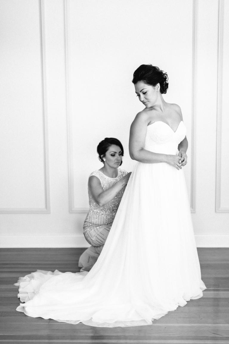 Allure Bridal   Stafford's Perry Hotel Wedding Photography   The Weber Photographers   Associate Photographer Megan Newman