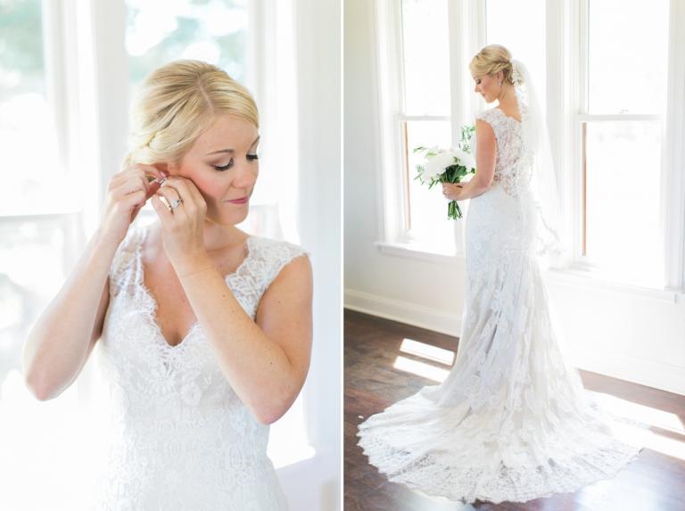 Allure Bridal | Traverse City Michigan Wedding Photography | The Weber Photographers | Associate Photographer Megan Newman