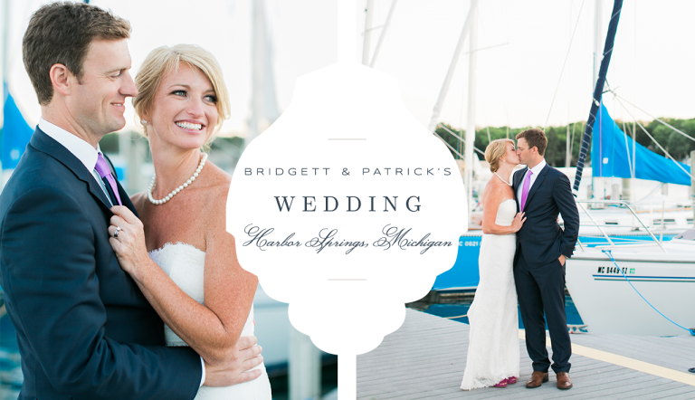Harbor Springs Wedding Photography | The Weber Photographers | Associate Photographer Megan Newman