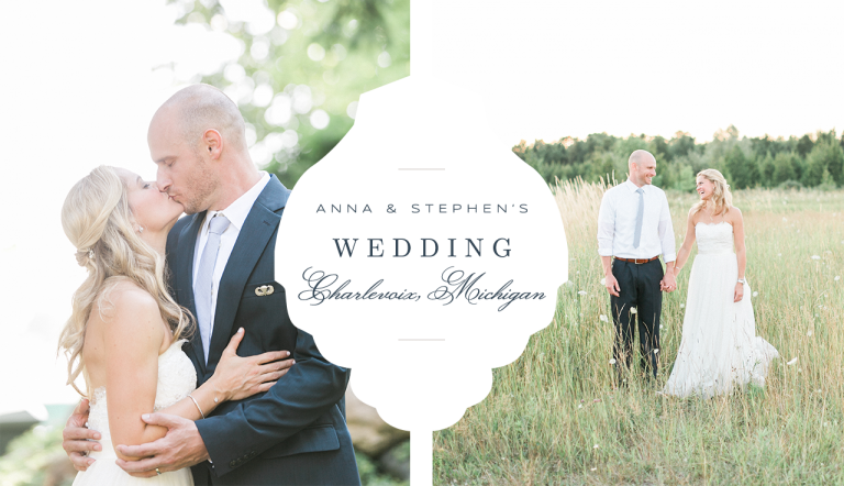 Charlevoix Wedding Photographer | The Weber Photographers | Associate Photographer Chelsey Granger