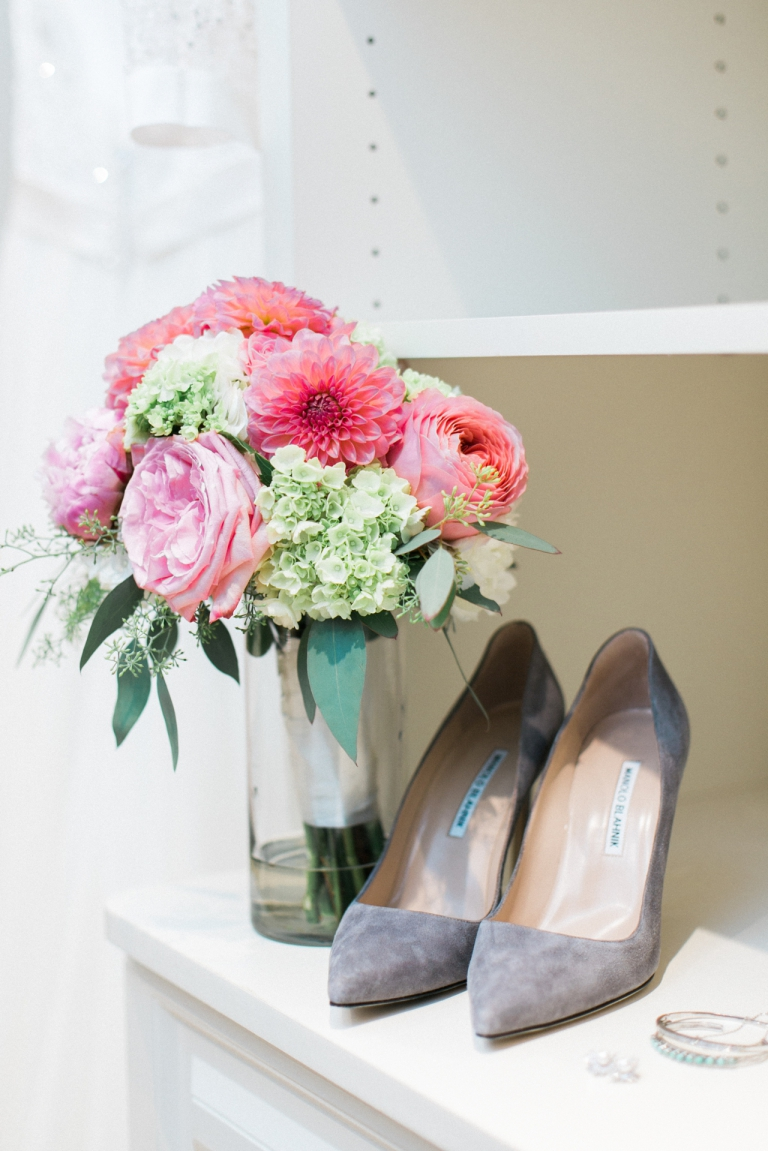 Thyme Hill Designs | Manolo Blahnik | Charlevoix Wedding Photographer | The Weber Photographers | Associate Photographer Chelsey Granger