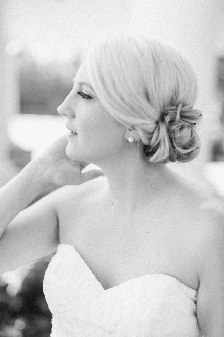 Hair & Makeup by Amy Scicluna | Inn at Bay Harbor Wedding | The Weber Photographers