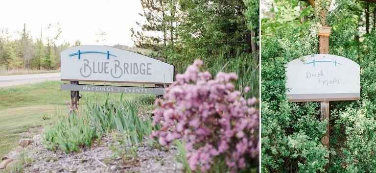 Blue Bridge Wedding | The Weber Photographers