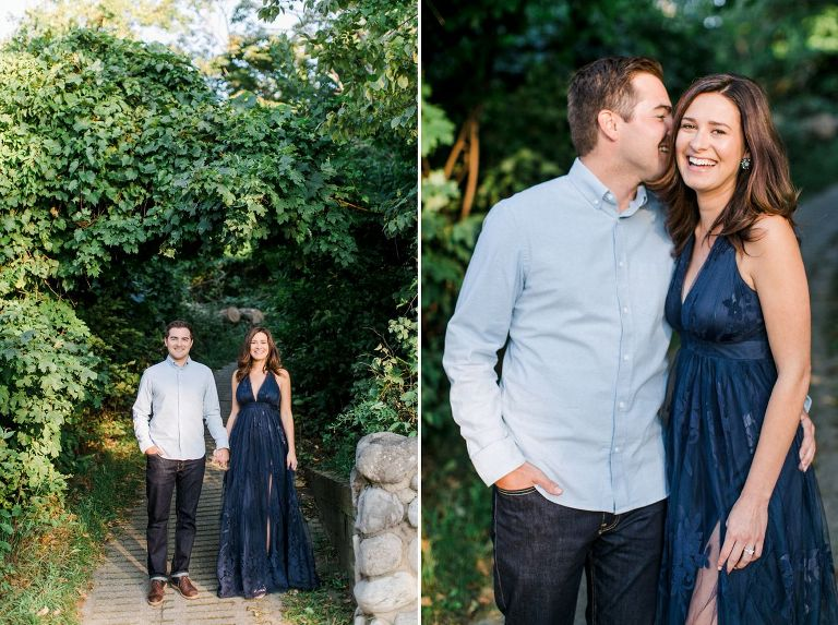 Pierce Stocking Drive Engagement Session | The Weber Photographers