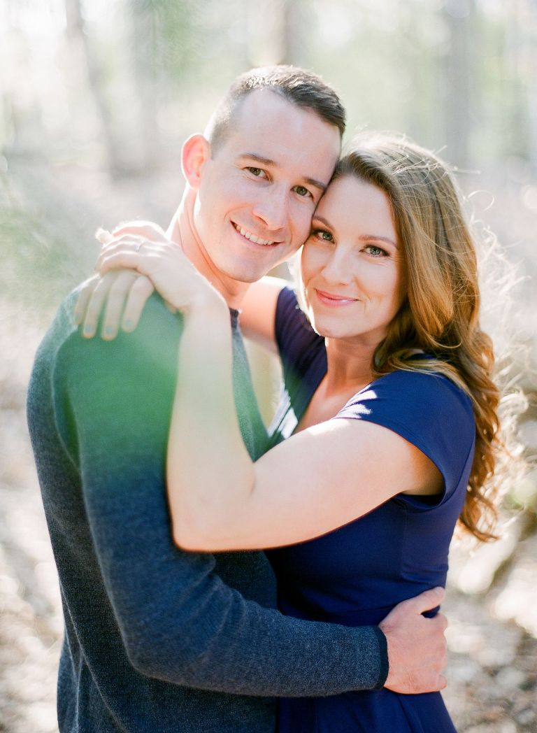 Charlevoix Michigan Engagement | The Weber Photographers