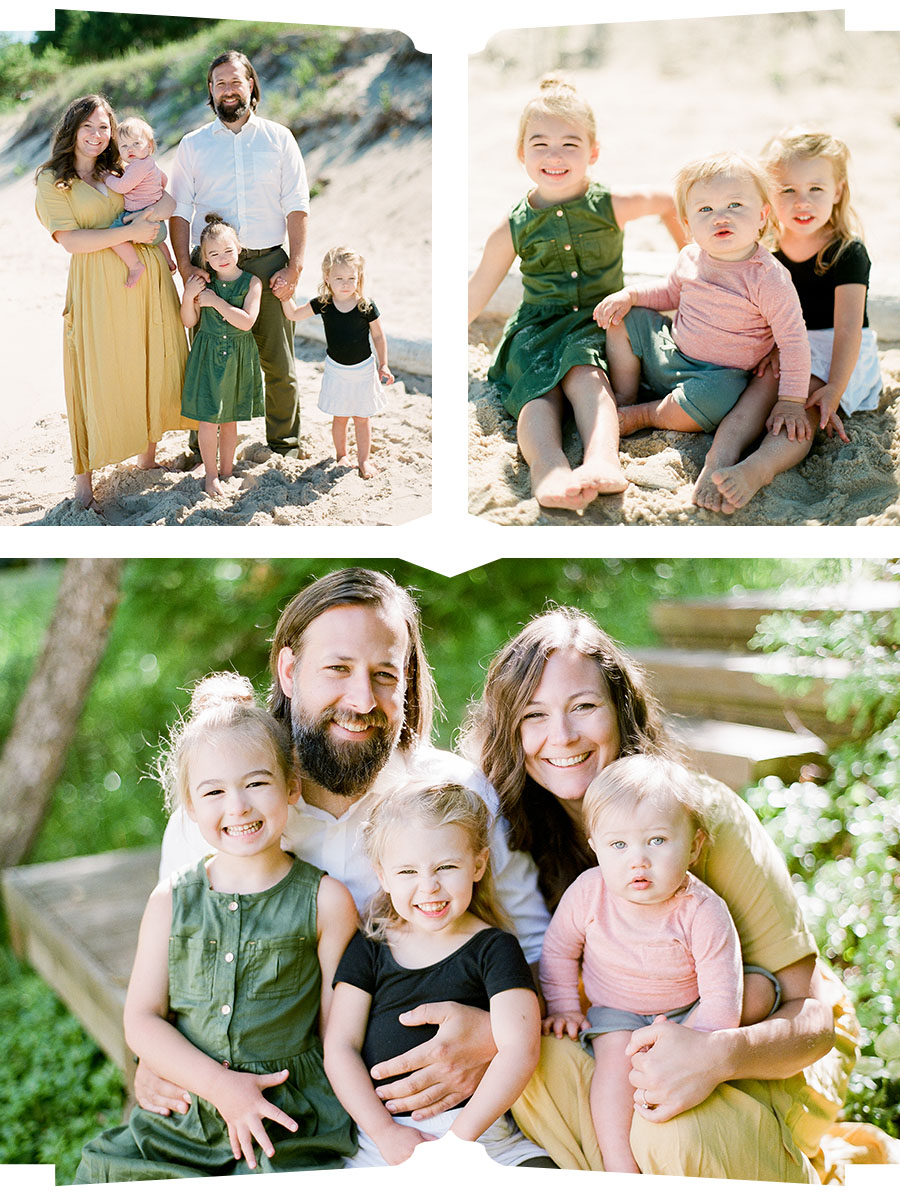Northern Michigan Family Portraits   The Weber Photographers