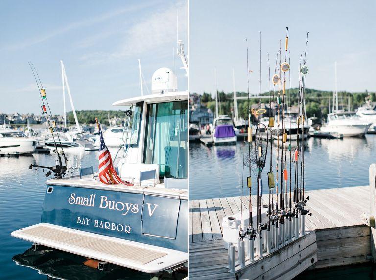 Waterfront Michigan Wedding | The Weber Photographers