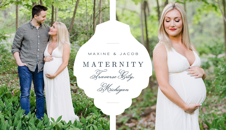 Traverse City Maternity Session | The Weber Photographers